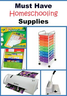 Check out these top homeschooling supplies that every homeschooler could want…