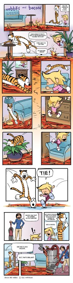 Hobbes and Bacon 4 by ~Phill-Art on deviantART