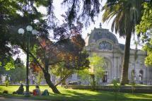 Actividades gratuitas en Santiago de Chile: Paseo por el Parque Forestal