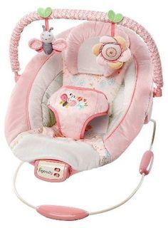 Ingenuity Cradling Bouncer - Felicity Floral for sale online Nursery Furniture Collections, Baby Nursery Furniture, Baby Bouncer Seat, Baby Car Seats, Baby Rocker, Umbrella Stroller, Bouncers, Babies R Us, Baby Head