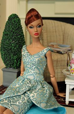 Tres Chic Boutique Poppy   Simply elegant in Night at the Ba…   Flickr