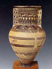 Musée d'Akrotiri - Santorin