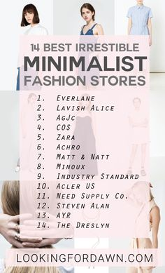 Less is more in this new trend. Channel your inner minimalist with these amazing… Less is more in this new trend. Channel your inner minimalist with these amazing staples from the 14 minimalist fashion online stores I curated for you. Minimalist Brands, Summer Minimalist, Minimalist Closet, Minimalist Lifestyle, Minimalist Style, Minimalist Fashion French, Minimalist Clothing, Minimalist Beauty, Look Fashion
