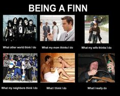 Being a Finn Finnish Memes, Good Neighbor, Internet Memes, Ancient Aliens, Make You Smile, Science Fiction, I Laughed, Haha, Funny