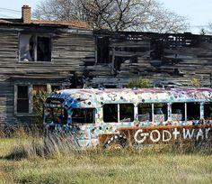 God + War by Bob Jagendorf, via Flickr