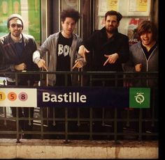 what happened to bastille the band