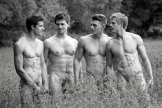 Plus, it's a great way for you to learn about these wonderful British gentlemen and the fine art of rowing. | British Rowing Team Strips Down Once Again To Fight Homophobia
