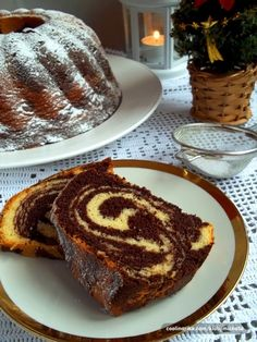 Fin i sočan, ako u njega dodate grožđice, kandirano voće, limun šećer, koru naranče, sjeckane orahe i još aroma po Vašoj želji dobiti ćete nešto poput Božićnog kolača, možete ga ostaviti da bude žut bez kakaa i u njega dodate 2 limun šećera, 1 vanilin šećer, imati ćete fini kuglof, koji mirisom i okusom podsjeća na madlene :))