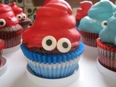 hehehe, good cupcake!