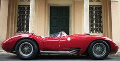Maserati 450S Fantuzzi 1956 #maseraticlassiccars