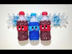 Large Ice Loom Sundae: 3D Rainbow Ice Loom Series - YouTube