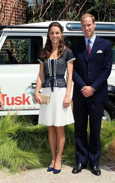 Kate Middleton Pictures - Prince William and Kate Middleton at the Tusk Trust's US Patron's Circle - Zimbio