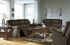 Quinnlyn Contemporary Coffee Living Room Set