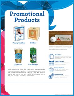 Promotional products will always be treasured.
