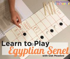 This post is sponsored by Oak Meadow- visit them for more creative learning ideas! We have been having SO much fun learning more about Ancient Egypt this month with the kids. Each child has been Ancient Egypt Games, Ancient Egypt Activities, Ancient Egypt Crafts, Ancient Egypt For Kids, Egyptian Crafts, Ancient Egypt History, Egyptian Art, Ancient Aliens, Ancient Greece