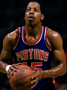 Vinnie Johnson. The Microwave...could light it up off the bench in an instant