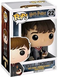 Funko POP Movies: Harry Potter Neville Longbottom Action Figure -- Examine this remarkable item by mosting likely to the link at the picture. (This is an affiliate link). Harry Potter Film, Cosplay Harry Potter, Harry Potter Characters, Funko Pop Harry Potter, Neville Longbottom, Longbottom Harry Potter, Voldemort, Draco Malfoy, Hermione