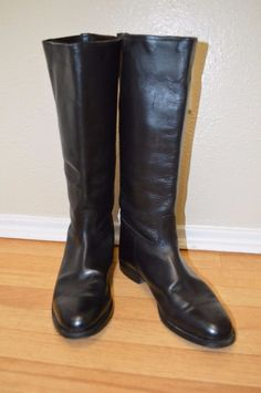 Men's EL ESTRIBO riding style boots size 11-11.5 #ElEstribo #RidingEquestrian