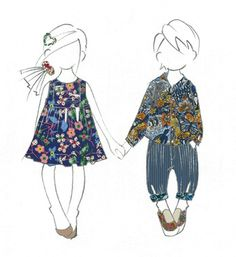 Liberty Print Childrenswear has arrived!
