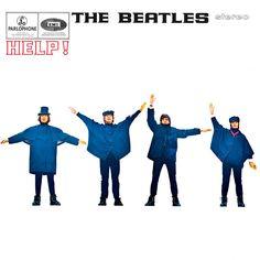"""The Beatles album """"Help!' 1965"""