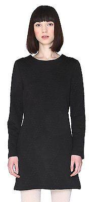 14, Noir (Black), Pepa Loves Women's Macarena Dress NEW