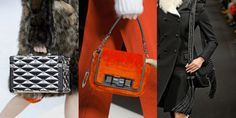 The Runway Report: Fall 2015 Handbag Trends