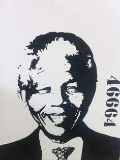 #Mandela #NelsonMandela #pochoir #stencil #art #artiste #streetart #AfriqueduSud #Marseille #smile #smilebeart Nelson Mandela, Stencil Art, Stencils, Street Art, I Love You Mom, Scroll Saw Patterns, Best Mom, African Art, My Best Friend