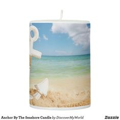 Anchor By The Seashore Candle
