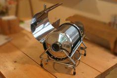 送料無料 新品 小型ロースター 焙煎機 コーヒー豆 珈琲豆_画像3