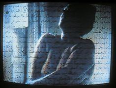 Mona Hatoum 'Measures of Distance', 1988 - Video, projection, colour and sound (mono)
