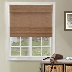Chicology Cordless Magnetic Roman Shade - RMJT3364