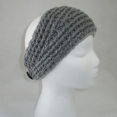 Ravelry: New Headband with Lettuce Leaf Rose pattern by Tina Rodriguez