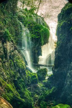 "50bestphotos: "" Rastoke, living on the waterfalls by maliOli http://ift.tt/1tDBN17 """