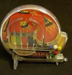Pinball Cosmorama - Estrela - Brasil - 50's
