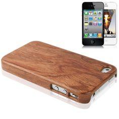 Rosewood Case iPhone 4 & 4S สนใจดูรายละเอียดเพิ่มเติมได้ที่ http://www.redictshop.com/product/1020/rosewood-case-iphone-4-4s By #Case #iPhone 4 & #4S www.redictshop.com