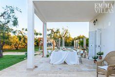 Rent Villa La Leccina 2+2 at Erchie Brindisi in Puglia | Emmavillas.com - Photo Gallery