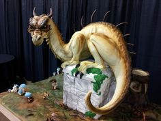 Sculpted cake for the 2012 Austin cake show this past...