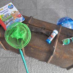 Varianten der Kinderbetreuung in den Ferien Recycling, Bunt, Child Care, Creative, Crafting, Upcycle