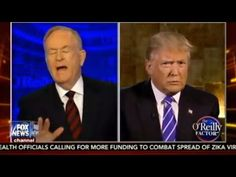 O'Reilly Factor, 4/11/16: Interview with Donald Trump, The Democrats & y...