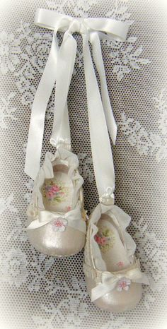 Altered shoes White by yitte, via Flickr