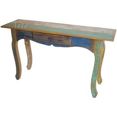 Iron Furniture, Deco Furniture, Rustic Furniture, Rustic Console Tables, Rustic Table, Entryway Tables, Petites Tables, Woodworking Projects That Sell, Wooden Projects
