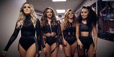 daily little mix gifs - Little mix - Bikini Mode Jesy Nelson, Perrie Edwards, Little Mix Outfits, Little Mix Girls, Little Mix Move, Musica Little Mix, Stage Outfits, Girl Outfits, Meninas Do Little Mix
