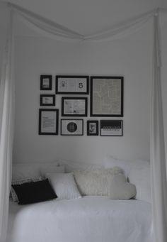 Guest BedRoom 2 - Daybed - Frames
