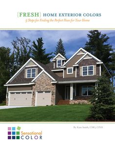 Exterior House Colors Hot Trends | FRESH Home Exterior Colors Guide Now Available - Home Improvement ...