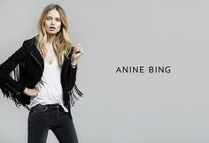 Anine Bing July Campaign