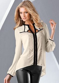 1000+ images about Blouses & Tops #1 on Pinterest