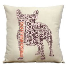 My mom NEEDS this pillow!!