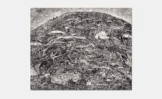 Sohei Nishino's intricate new works put world cities on the map   Art   Wallpaper* Magazine