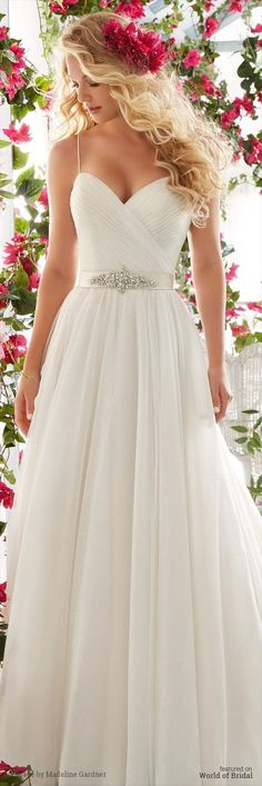 Beautiful Rosa Clara dress