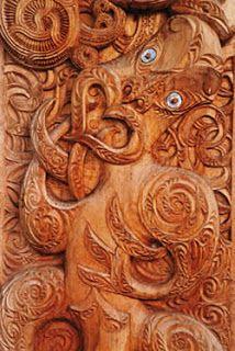 E-SPACE ART: New Zealand Maori Art